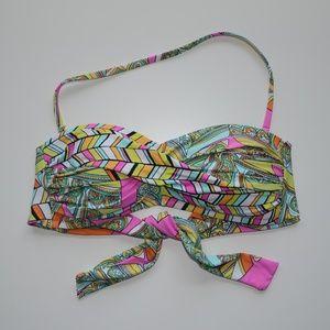 TRINA TURK Tuvalu Bikini Top